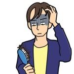5つの抜け毛の種類を知る!あなたの抜け毛は大丈夫?
