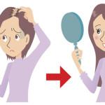 びまん性脱毛症は治る!【写真画像】主な症状と効果的な対策治療法とは?