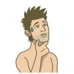 髭脱毛をする男性が急増中!【効果に後悔する人も?】