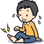 痛風の症状を24才から発症した男が生解説【足に激痛!】