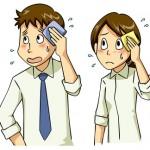 顔や頭の多汗症の原因と4つの対策法は?【滝のような汗ストップ!】