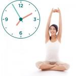 体内時計をリセットする9つの方法【冬は乱れやすい】