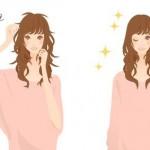 寝癖がつかない寝方とすぐに直す方法【前髪や縮毛矯正は?】