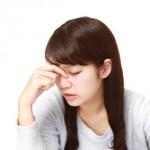 目の痙攣が止まらない原因は?【寝不足やストレスには注意!】