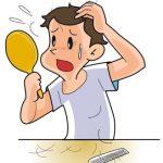 30代男性は抜け毛を対策を早めに!【効果的な方法は?】